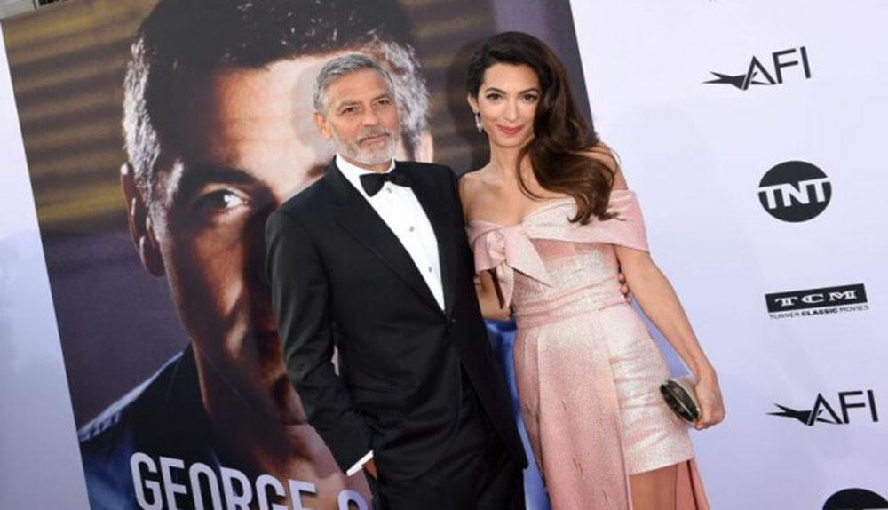 Амаль Клуни — 42: ТОП-5 роскошных нарядов голливудской красотки
