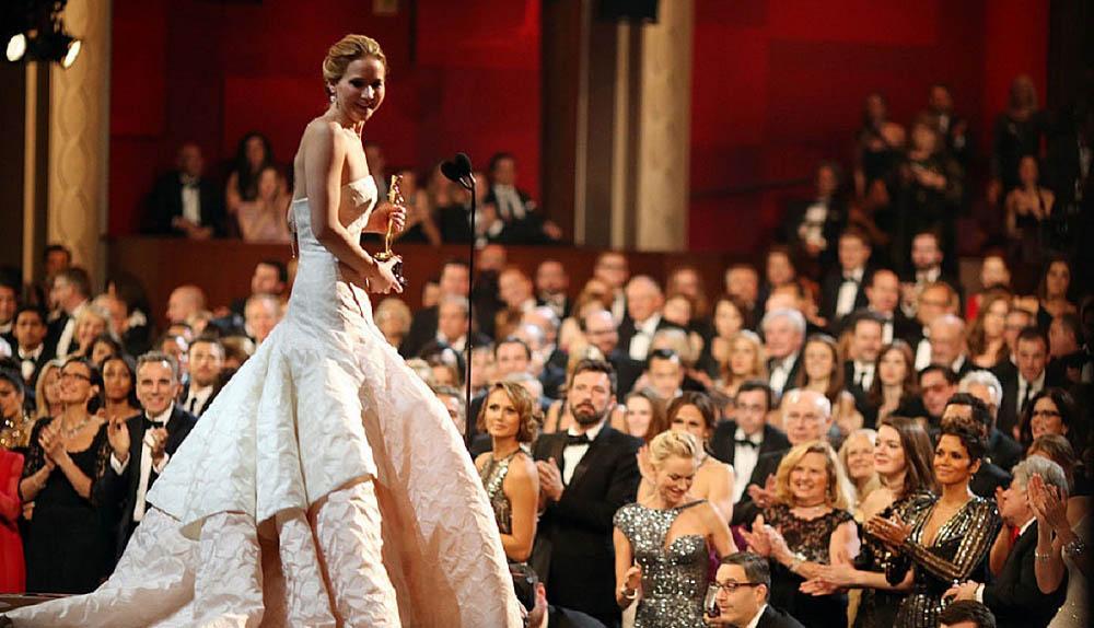 Эволюция нарядов для церемонии вручения премии «Оскар»