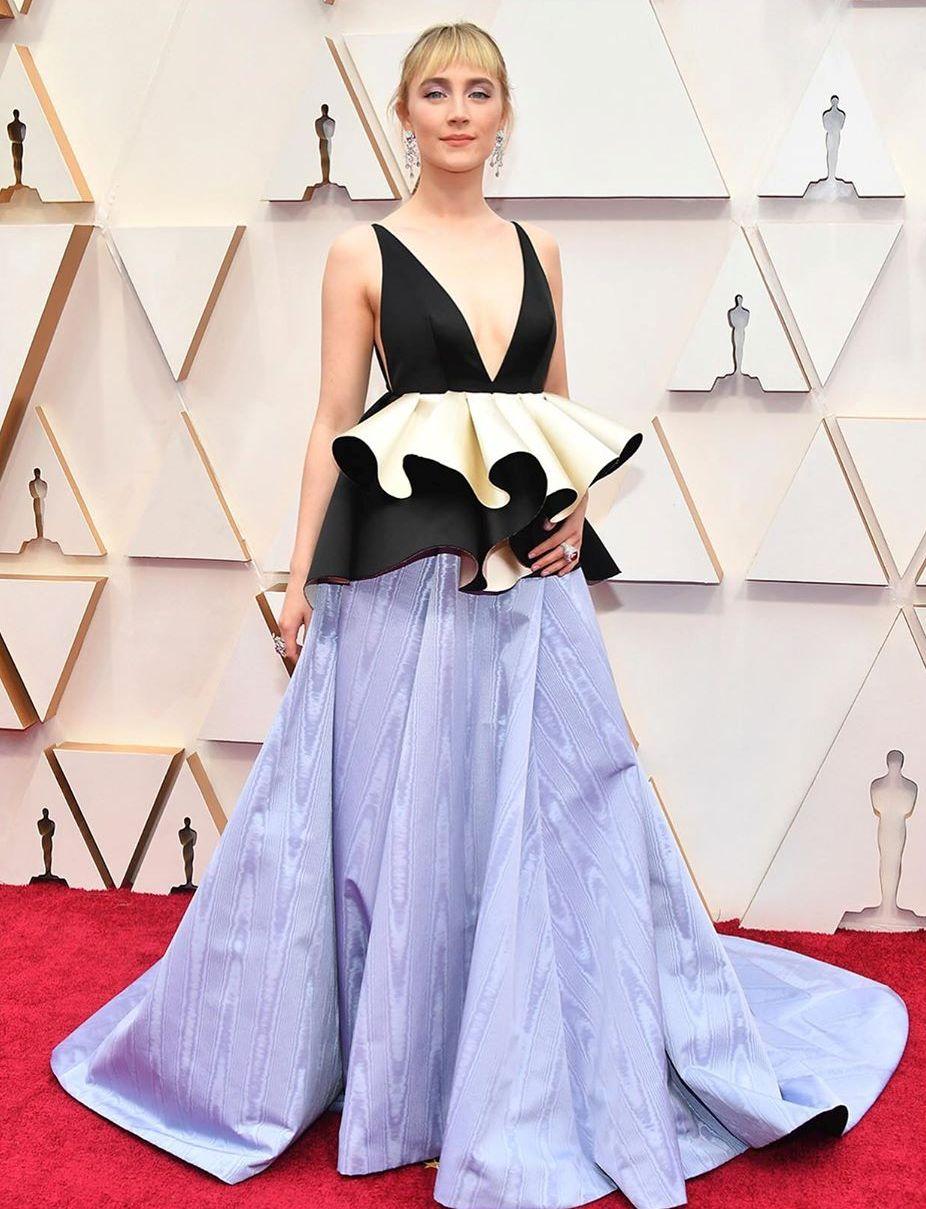 Оскар 2020. Самые яркие платья красной дорожки