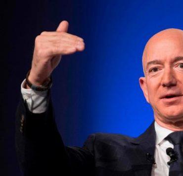 Джефф Безос снова возглавил рейтинг богатейших людей мира по версии Forbes