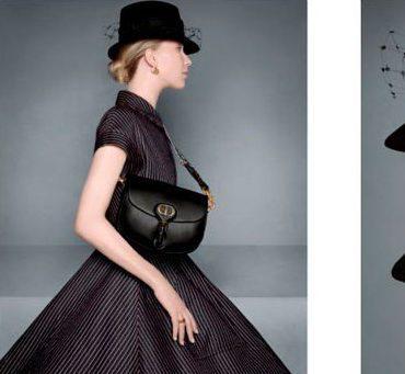 Inspiration: Дженнифер Лоуренс в рекламной кампании Dior pre-fall 2020