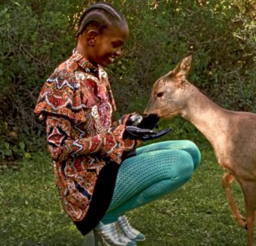 Ода невинності та природі у новому кампейнi Gucci