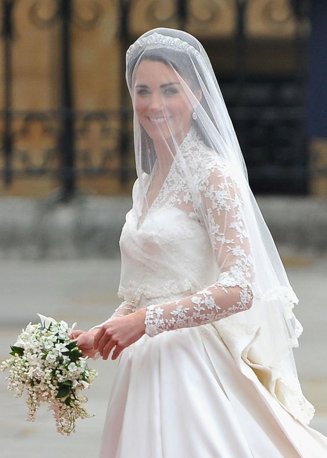 9 занимательных фактов о свадьбе Кейт Миддлтон и принца Уильяма