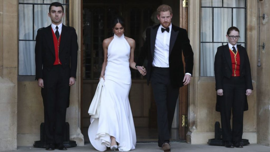 Герцоги Сассекские пожертвовали средства, вырученные с трансляции их свадьбы