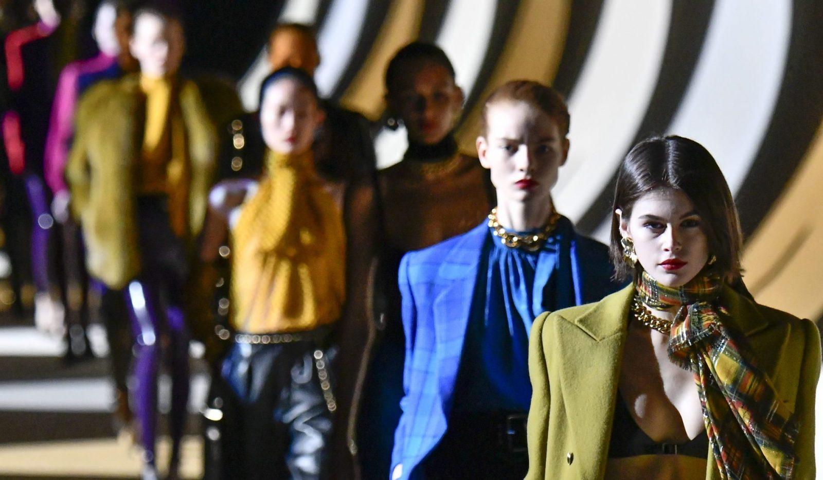 Saint Laurent відмовився від участі у паризькому Тижні моди