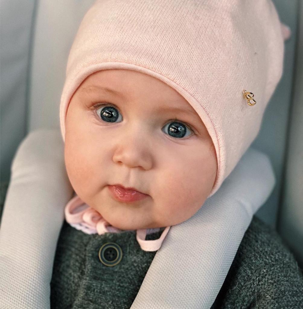 Принцесса София: Санта Димопулос впервые показала дочку