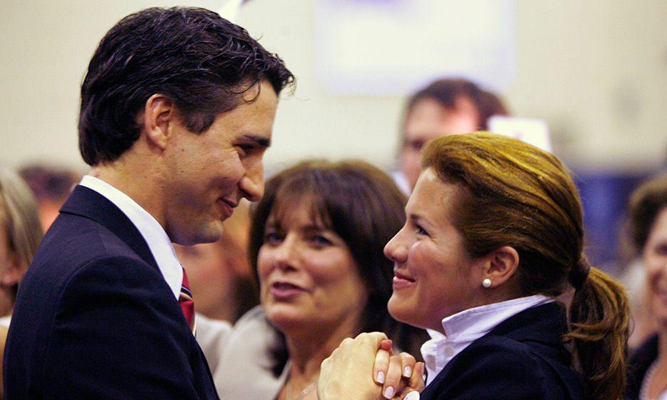 Ідеальна пара: прем'єр Канади Джастін Трюдо і Софі Грегуар відзначають 15-річчя шлюбу