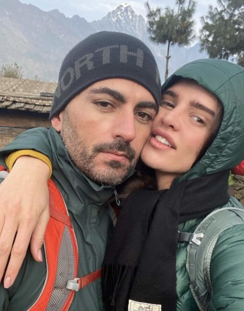 «Ухаживал очень красиво»: Анна Андрес рассказала о помолвке и своем избраннике
