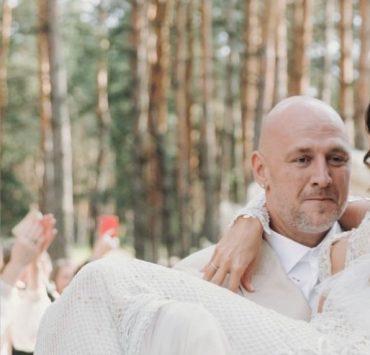 Потап і Настя святкують першу річницю: переглядаємо світлини з весілля