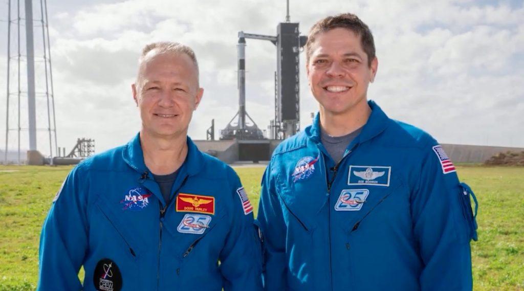 Видео дня: Илон Маск запускает в космос ракету Falcon 9