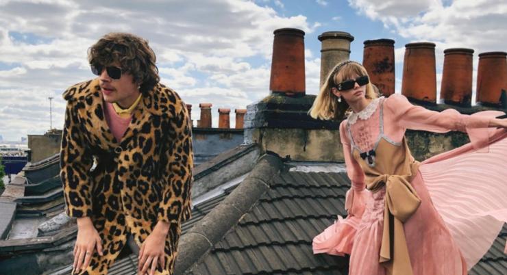 Прості «Ритуали»: модна рутина у новому кампейні Gucci
