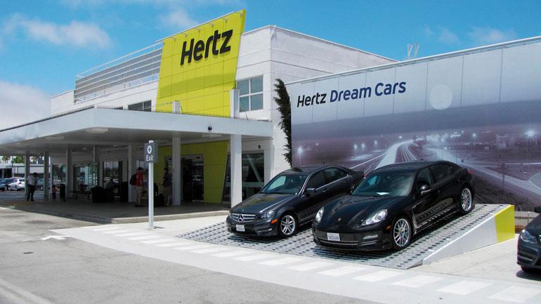 Коронакризис: мировой гигант сервиса автопроката Hertz обанкротился