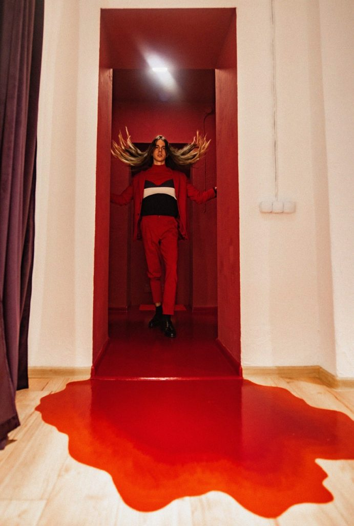 Fashion-бункер: бренд Jean GRITSFELDT открыл шоурум в центре столицы