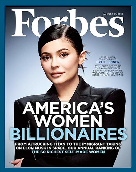 «Все, что я вижу – это ряд неточных заявлений»: Кайли Дженнер прокомментировала потерю статуса миллиардерши