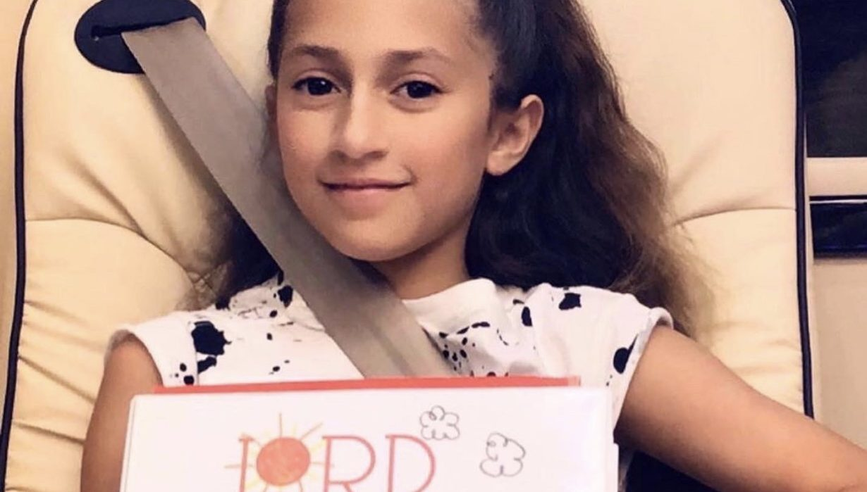 Дочь Дженнифер Лопес написала особенную книгу