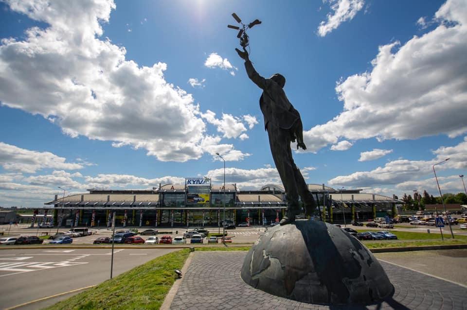 Почему аэропорт «Киев» оказался на грани банкротства