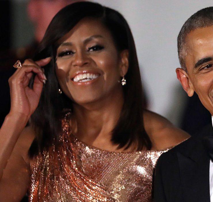 29 лет вместе: Мишель и Барак Обама отпраздновали годовщину свадьбы