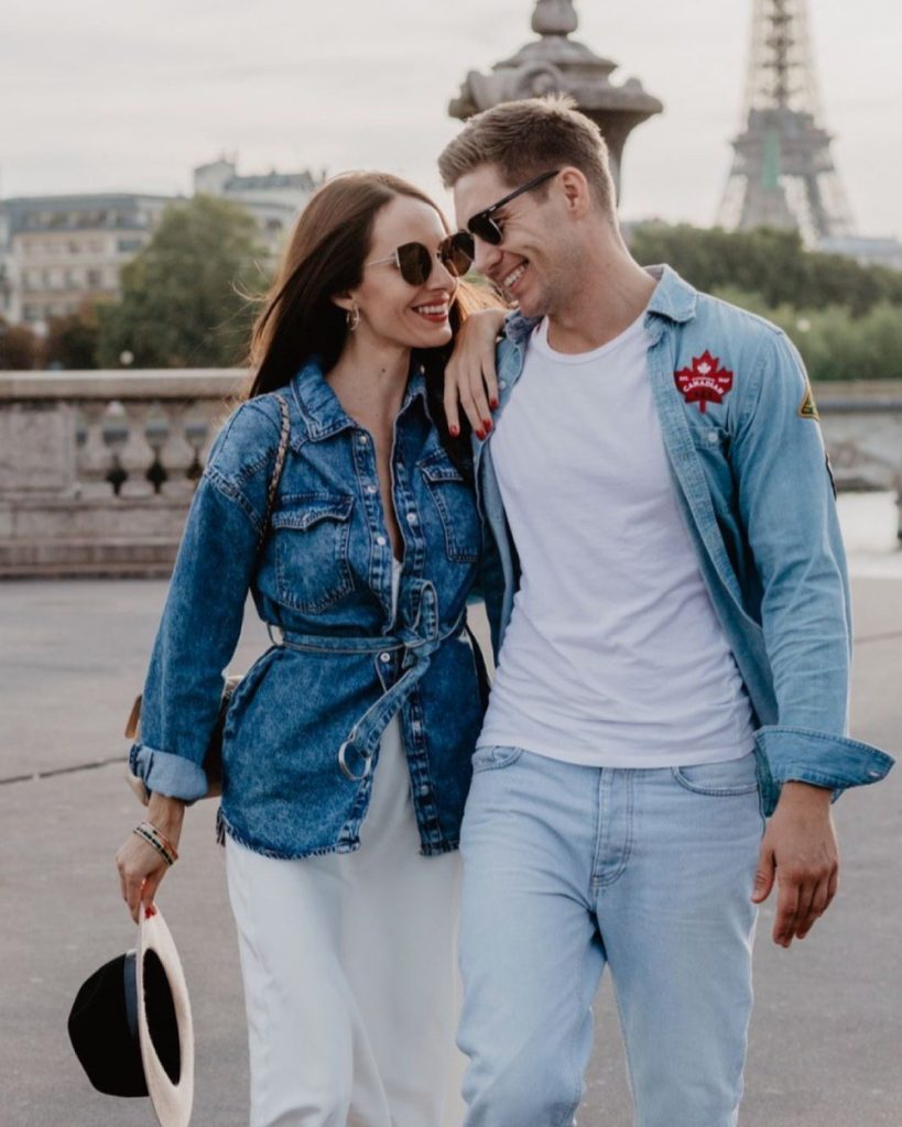 «Мы крепко держимся за руки и любим»: Владимир Остапчук показал новую возлюбленную