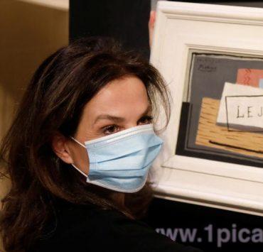 Итальянка выиграла в лотерею картину Пикассо стоимостью 1 миллион евро