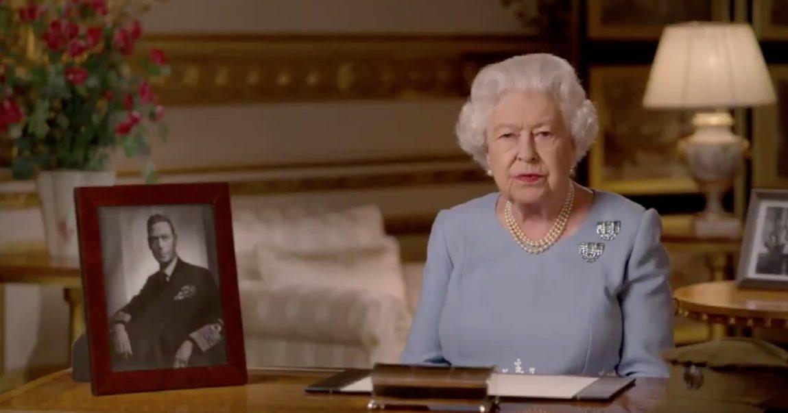 «Ніколи не здавайся»: зворушлива промова Єлизавети II на честь 75-річчя Перемоги
