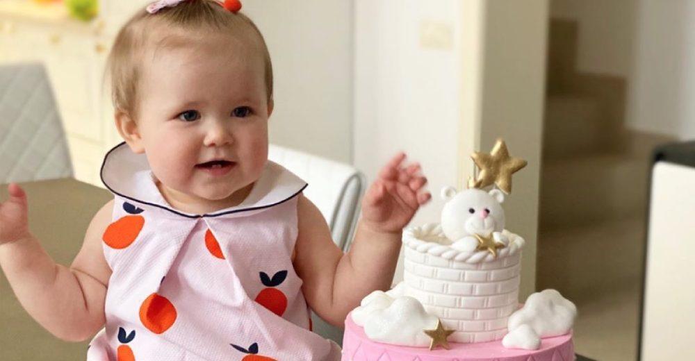 «Супер Саник»: Валерий Созановский и Леся Матвеева отметили день рождения дочки