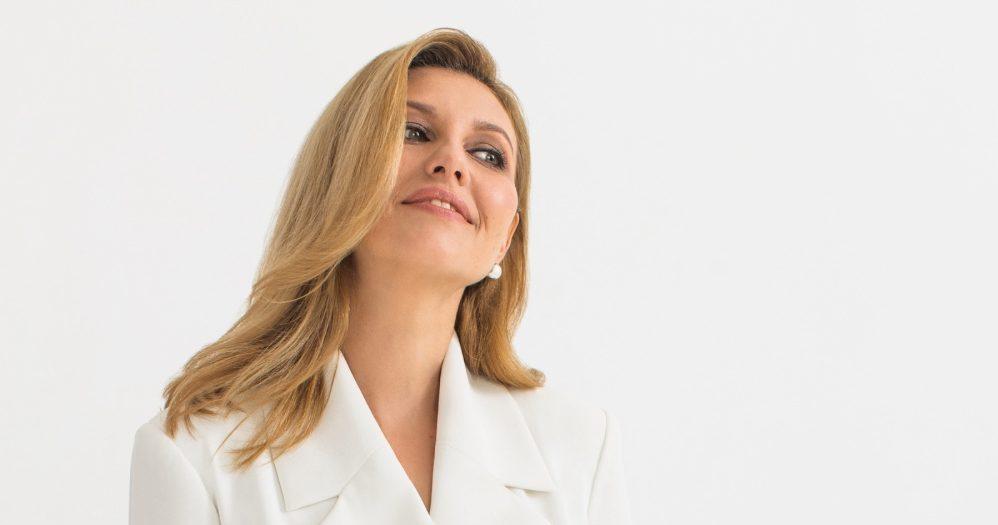 Елена Зеленская о самоизоляции, осознанном потреблении и несовершенной красоте