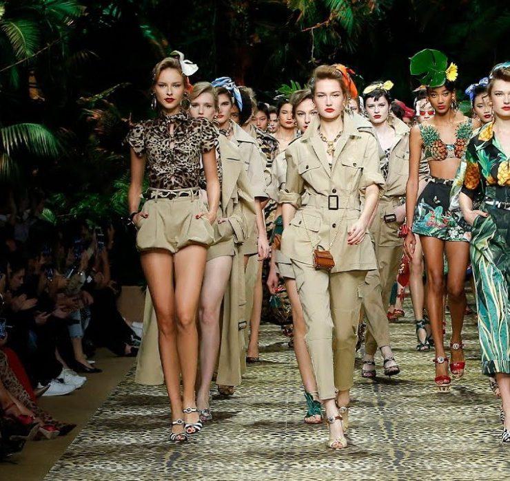 Dolce & Gabbana візьмуть участь в Milan Fashion Week