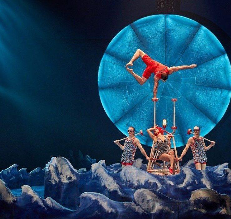 Легендарный Cirque du Soleil оказался на грани банкротства
