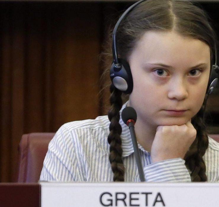 Экоактивистка Грета Тунберг запустила свою передачу на радио