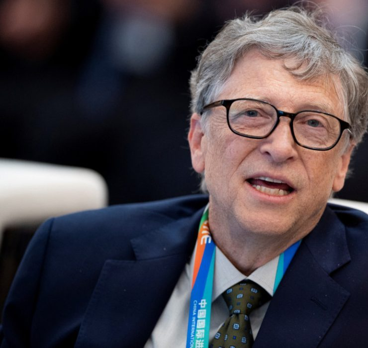 Билл Гейтс прокомментировал слухи очипированиилюдей