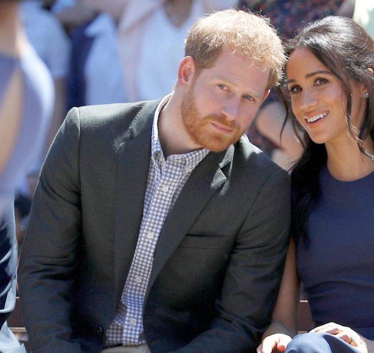 Принц Гарри и Меган Маркл станут профессиональными спикерами