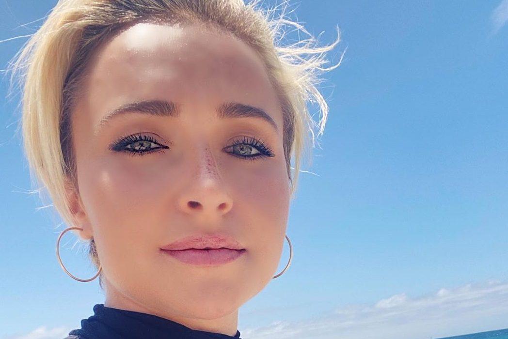 Кличко, новые тату и посты о протестах в США: Хайден Панеттьери завела аккаунт в Инстаграме