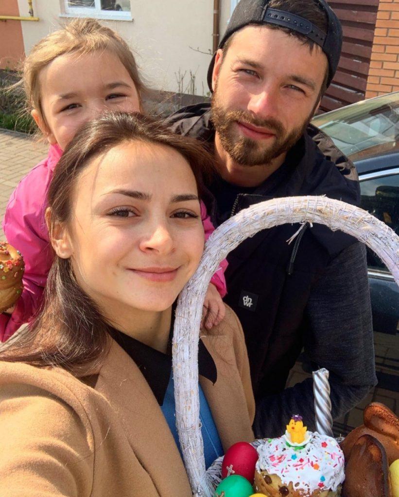 Ілона Гвоздьова вдруге стане мамою