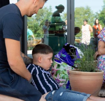 Королева сердец: Кейт Миддлтон посетила детский хоспис