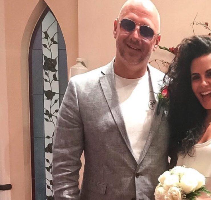 Одного разу в Лас-Вегасі: Потап і Настя зіграли перше весілля три роки тому