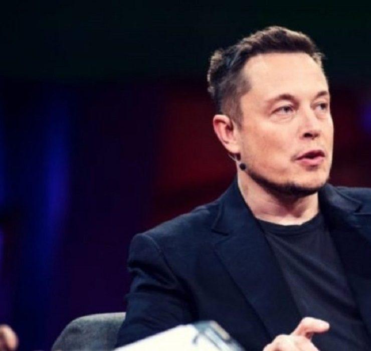 Видео дня: прыгающий от радости Илон Маск