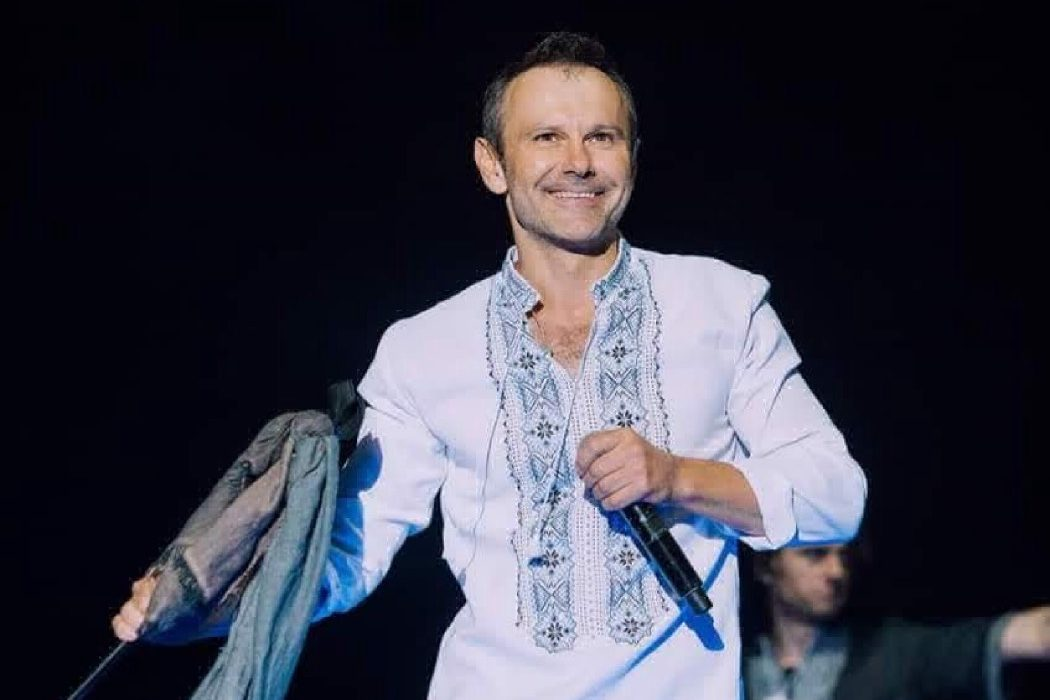 Святослав Вакарчук снова покидает Верховную Раду
