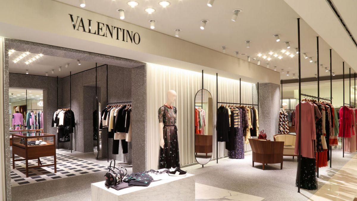 Позов до суду й збитки: Valentino вирішили закрити бутик на П'ятій авеню