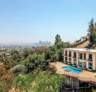 В гостях у Арианы Гранде: вилла в Лос-Анджелесе за $40 000 в месяц