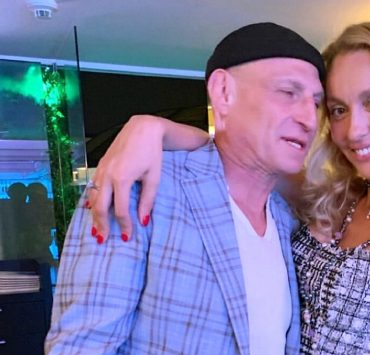 «Жить с тобой одно удовольствие»: Оля Полякова трогательно поздравила мужа