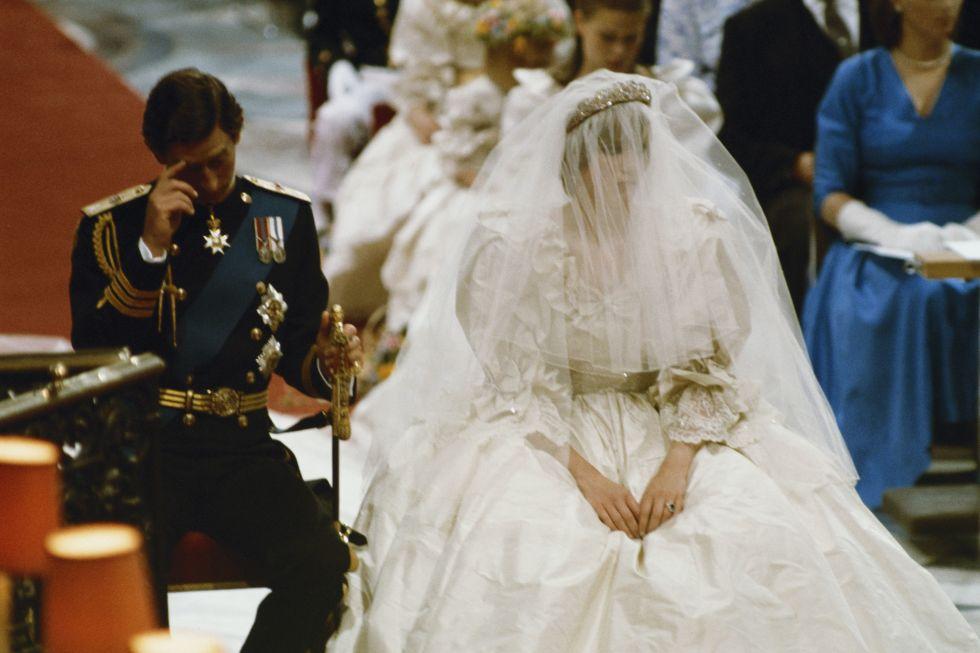 Свадьба века: венчание Дианы Спенсер и принца Чарльза