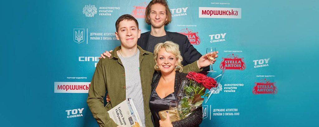 HBO Europe купил права на украинский фильм «Мои мысли тихие»
