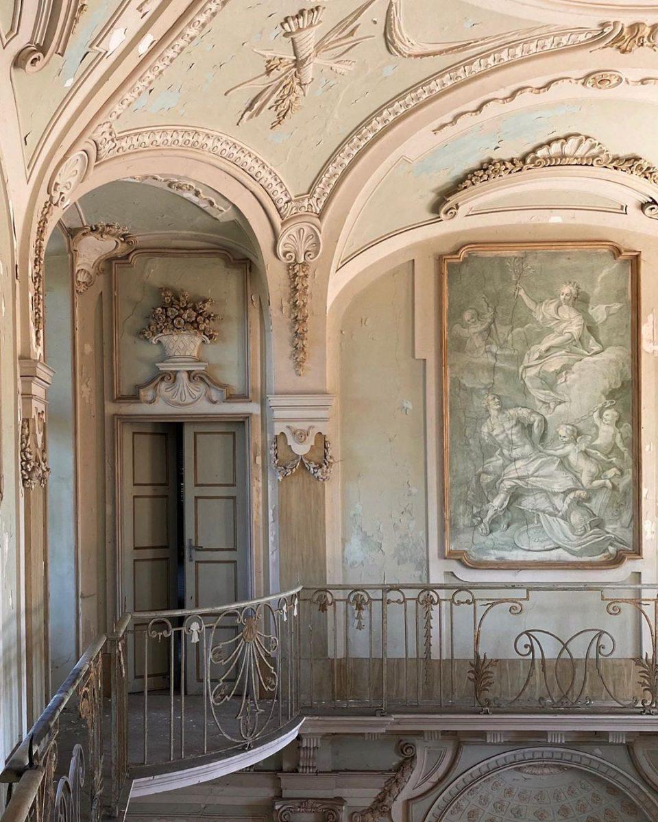 Инстаграм недели: красота заброшенных итальянских замков в аккаунте @paolo_abate