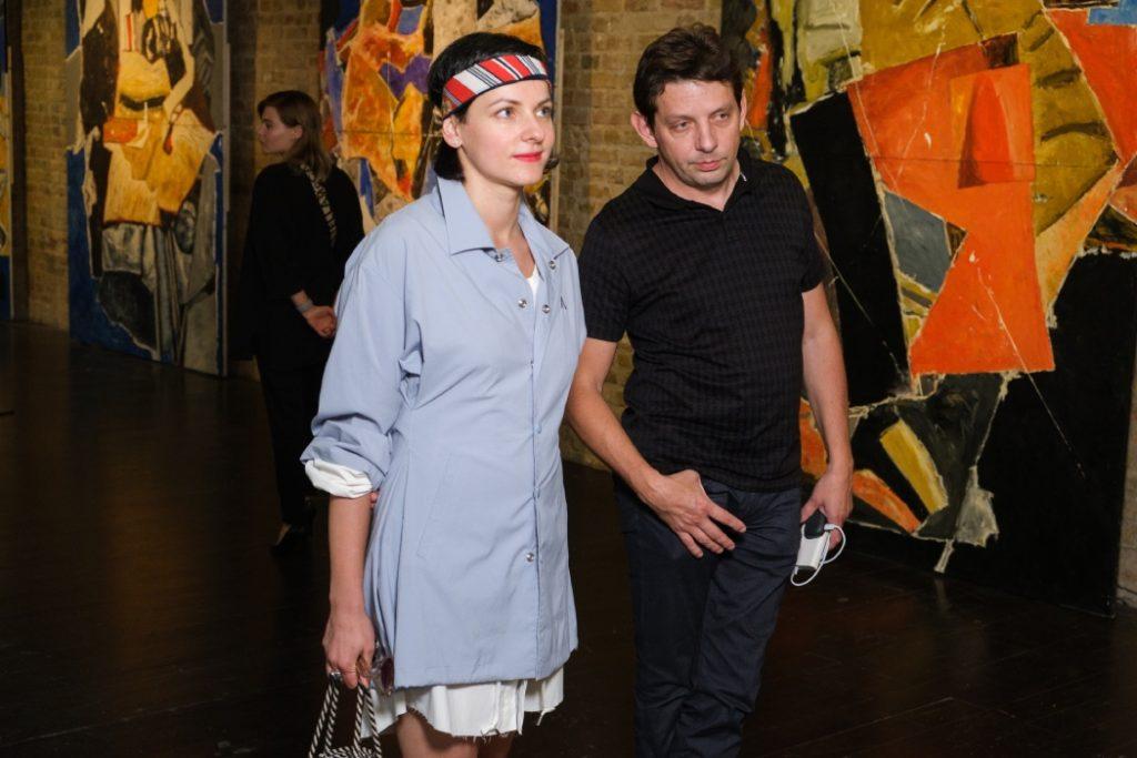 Відкриття виставки Василя Бажая в Щербенко Арт Центрі