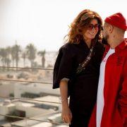 «С любовью больше Вселенной»: Монатик трогательно поздравил жену с днем рождения