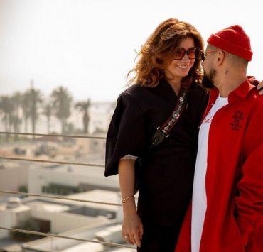 «Люблю тебя больше жизни»: Monatik поздравил жену с годовщиной