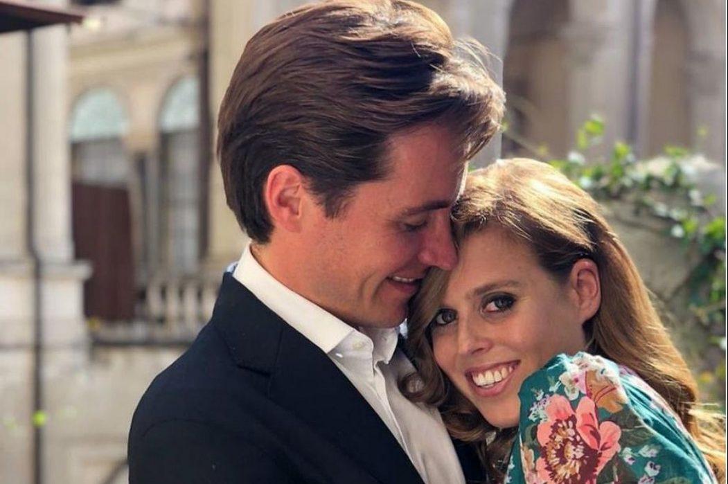 Дуже романтично: принцеса Беатріс і Едоардо Мапеллі Моцці таємно одружились