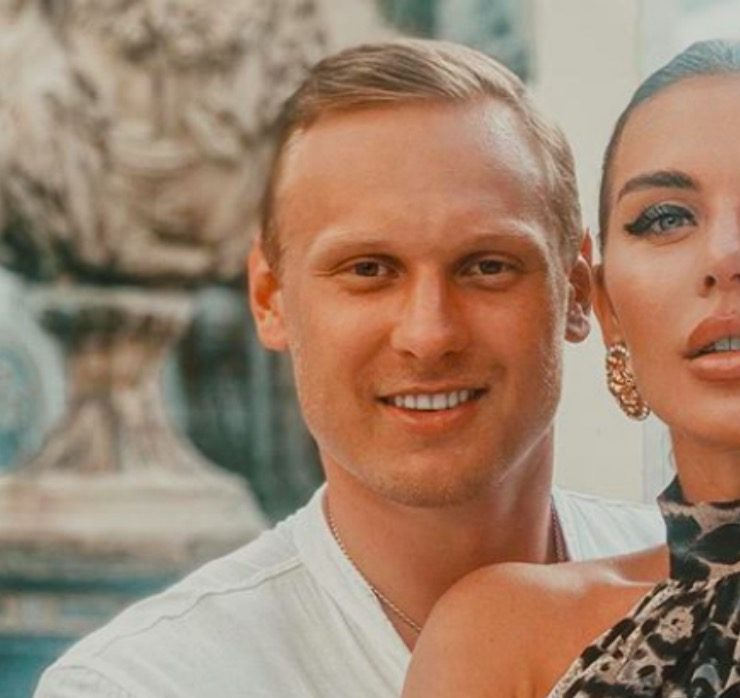 Анна Седокова выходит замуж за латвийского баскетболиста Яниса Тимма