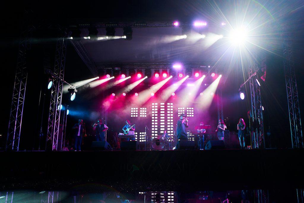 Как это было: концерт MONATIK в Queen Country Club