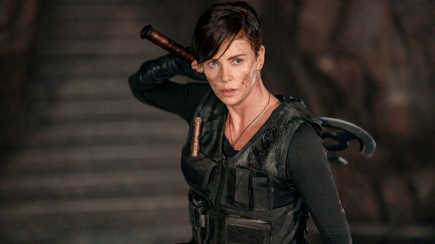 Шарлиз Терон получила серьезные травмы на съемках нового фильма